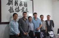 Представители ZC Rubber Co., Ltd (Китай) и представители «Штормавто» (Россия)