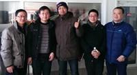 Представители завода Zhongce Rubber Co Ltd. в Благовещенске